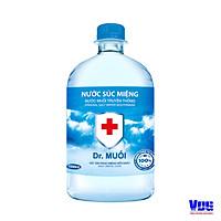 Nước súc miệng Dr. Muối truyền thống (1000ml)