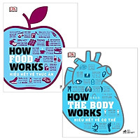 Combo How The Body Works (Bộ 2 Cuốn)