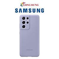 Ốp lưng dẻo Silicone Samsung Galaxy S21 Ultra 5G EF-PG998 - Hàng chính hãng
