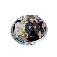 Gương 19 Days anime chibi gương bỏ túi cầm tay 2 mặt dễ thương tiện lợi quà tặng độc đáo ( tròn )