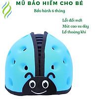 Mũ bảo hiểm cho bé