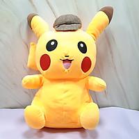 Thú Nhồi Bông Cao Cấp Hình  Pikachu