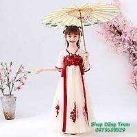 Trang phục Hằng Nga trẻ em cho Tết Trung Thu dịp lễ đặc biệt