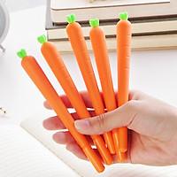 COMBO 3 Bút Gel nước hình Cà rốt