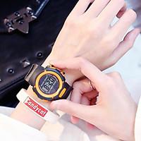 Đồng hồ điện tử trẻ em thông minh LCD Shock Resist ZO74