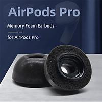 Memory Foam Replacement Ear Tips Earbud Earphone Cap For Apple Airpods Pro Headphones