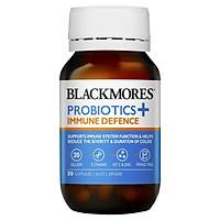 Blackmores Probiotics+Immune Defence30 Capsules
