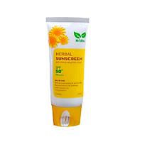 Kem chống nắng thảo dược Cenota Herbal Sunscreen SPF50+/PA+++ 60ml