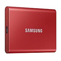 Ổ Cứng Di Động Samsung Portable SSD T7 500GB MU-PC500 - Hàng Chính Hãng