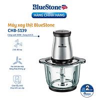 Máy Xay Thịt 2 Lưỡi Kép Bluestone CHB-5139 (2L) - Hàng chính hãng