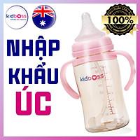 Bình Sữa Kidboss PPSU Cổ Rộng - 240ml