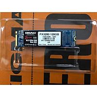Ổ cứng SSD Kingmax Zeus PX3280 128GB M.2 2280 PCIe NVMe Gen - Hàng chính hãng