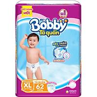 Tã Quần Bobby Ultra Jumbo XL62 Siêu Siêu Lớn (Size...