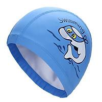 Mũ bơi trẻ em ngộ nghĩnh POPO chống thấm nước, chất liệu an toàn