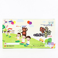 Hộp 30 túi Nước Hồng Sâm Hàn Quốc Dành cho trẻ em 2 đến 5 tuổi (60% hồng sâm) - Nhập khẩu Hàn Quốc