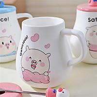 Ly uống nước Piggy - LY52