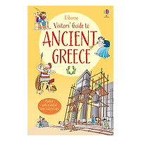 Usborne Visitor's Guides to: A Visitor's Guide to Ancient Greece