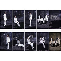 Set 10 tấm Poster BTS Map of the soul 7