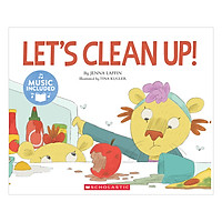 Me, My Friends, My Community: Let's Clean Up