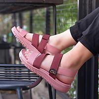 Giày xăng đan nữ công nghệ siêu nhẹ hiệu MOL thích hợp mang đi học MS2HP