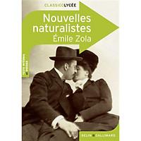 Tiểu thuyết Văn học tiếng Pháp: Nouvelles naturalistes