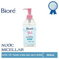 Nước Tẩy Trang Hoàn Hảo Sạch Nhờn Biore Makeup Remover Perfect Cleansing Water Oil Clear (300ml)