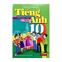Tiếng Anh Lớp 10 - Tập 2 - Sách Bài Tập