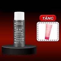 Dung Dịch Tẩy Tế Bào Chết 2% BHA Paula's Choice Skin Perfecting 2% BHA Liquid Exfoliant + Tặng Gel Rửa Mặt Bioderma 8ml