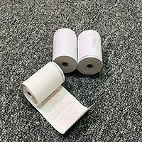 {COMBO 10cuộn} Giấy in bill K57, giấy in nhiệt K57, giấy in hóa đơn K57x38mm dành cho máy in bill khổ nhỏ - Hàng chính hãng