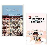 Combo sách hay: Hiên ngang giữa thế gian + Cô gái như em