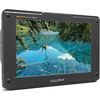 """Màn Hình siêu sáng 3D Lut Lilliput H7 7"""" 4K HDMI Ultrabright On-Camera - Chính Hãng"""