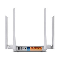 Phát Wifi Tenda AC6 (4 anten 5dBi xuyên tường, 2 băng tần) - Hàng Chính hãng