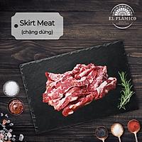 Iberico Skirt meat Nạc dây (chặng dừng iberico) - Khay 300g