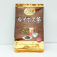 Hồng trà Nam Phi Orihiro Nhật Bản hỗ trợ phòng ngừa bệnh tim mạch, đái tháo đường, 60 gói/túi