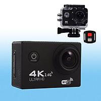 Camera hành trình 4K ULTRA HDhành động Sport cam Wifi chống rung PF16