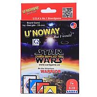 Thẻ trò chơi U' Know - Phiên bản Star Wars