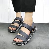 Giày sandal nữ siêu nhẹ hiệu MOL thích hợp mang đi học MS2G2