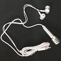 Tai nghe nhét tai kết hợp Micro mini - 2 tính năng trong cùng 1 sản phẩm (Giao Màu Ngẫu Nhiên)