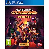 Đĩa Game Minecraft Dungeons Hero Edition - Hàng Nhập Khẩu