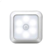 Đèn led cảm biến chuyển động hồng ngoại hình vuông - Hàng nhập khẩu