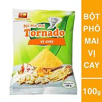 Bột Phô Mai Tornado Vị Cay Gói (100g / Gói)