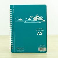 Sổ xé A5 lò xo - A5XR205-3