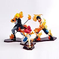 Bộ mô hình 3 anh em Luffy ACE Sabo One Piece