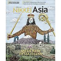 Nikkei Asian Review: Nikkei Asia - ASIA'S NEW LEVIATHANS - 47.20, tạp chí kinh tế nước ngoài, nhập khẩu từ Singapore
