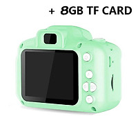 "Children's Camera Mini Sd Video Smart Shooting Digital Camera + 8gb Memory Card"""