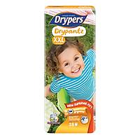 Tã Quần Drypers Drypantz Gói Đại XXL28 (28 Miếng)
