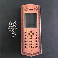 Vỏ gỗ cho điện thoại Nokia 106