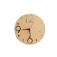 Đồng Hồ Treo Tường Mặt Gỗ Acescor DHG05- Nội Thất Sang Trọng, Trang Trí Nhà Cửa, Quán Cà Phê, Homestay (Wall Clock Acescor)