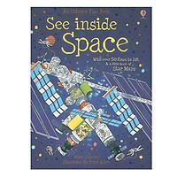Sách tương tác tiếng Anh - Usborne See Inside Space