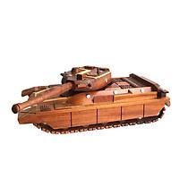 Mô hình xe tăng gỗ
